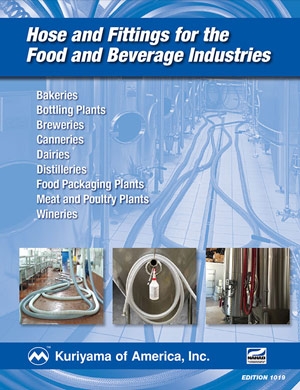 Food and Beverage catalog