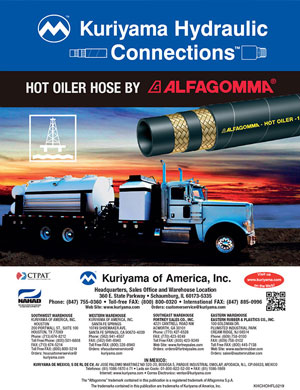 Hydraulic Connections Hot Oiler Hose