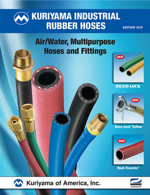 Industrial Rubber Air/Water, Multipurpose Hoses and Fittings Catalog