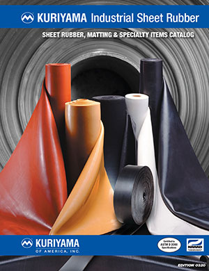 Industrial Sheet Rubber catalog