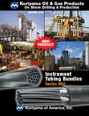 Oil & Gas Products On-Shore Drilling Production Brochure