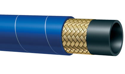 Series T631AE 300 PSI Hydrocarbon Drain Hose by Alfagomma