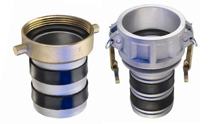 Leak Resistant Couplings