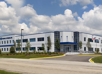 Schaumburg, IL corporate office